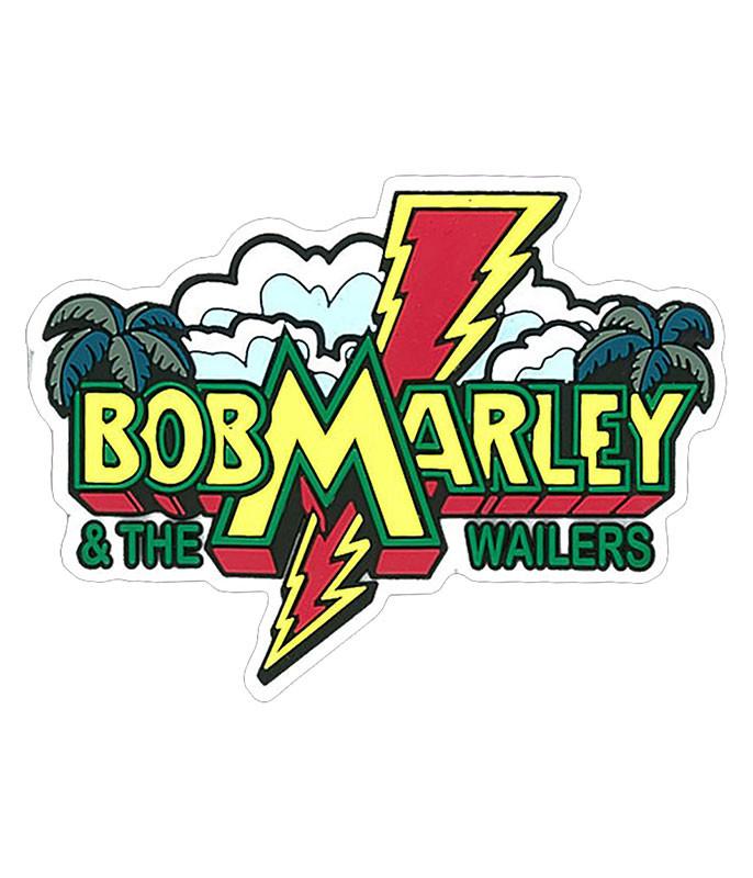 Bob Marley Bolt Magnet