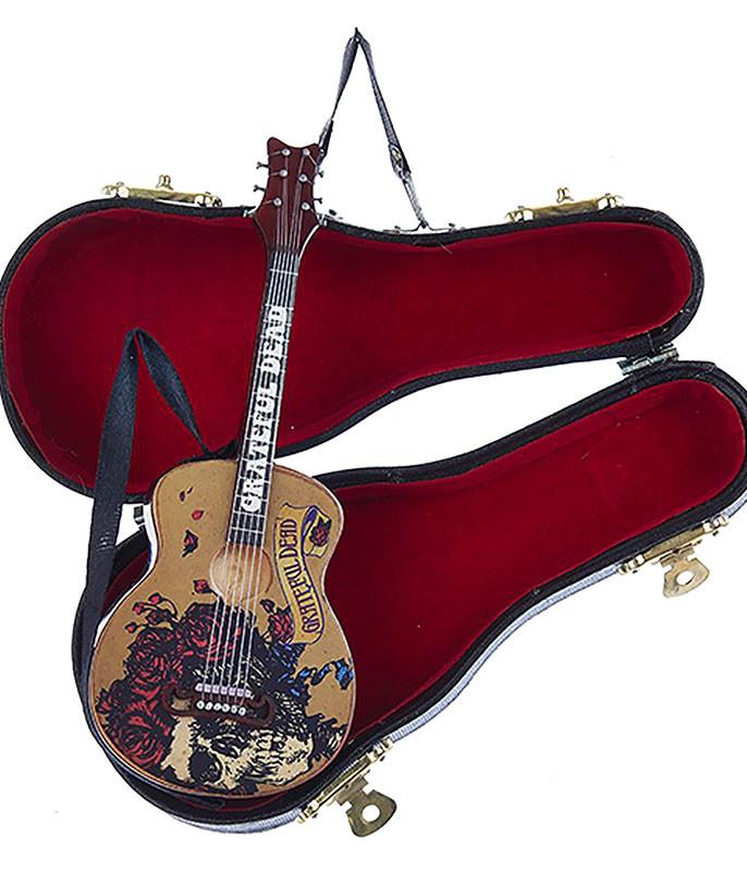 GD Guitar Ornament
