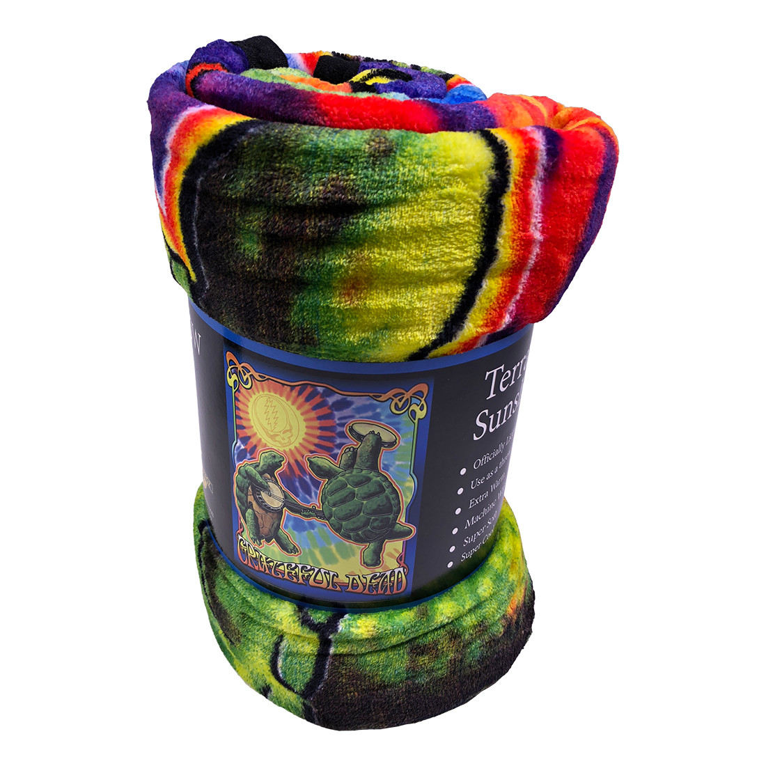 GD Terrapin Sunshine Fleece Blanket