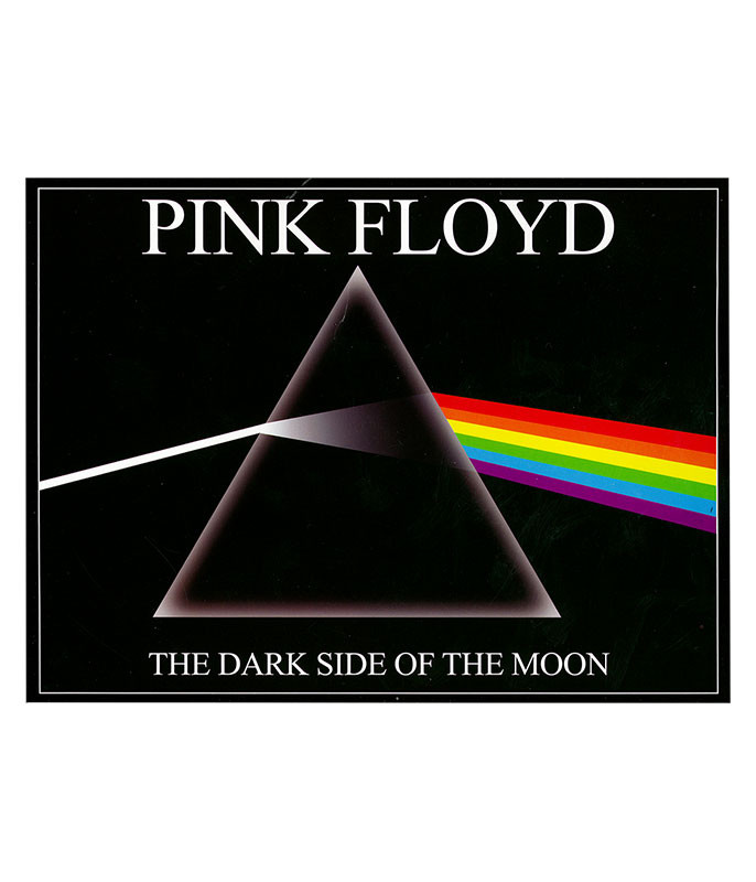Pink Floyd PF Dark Side Fleece Blanket