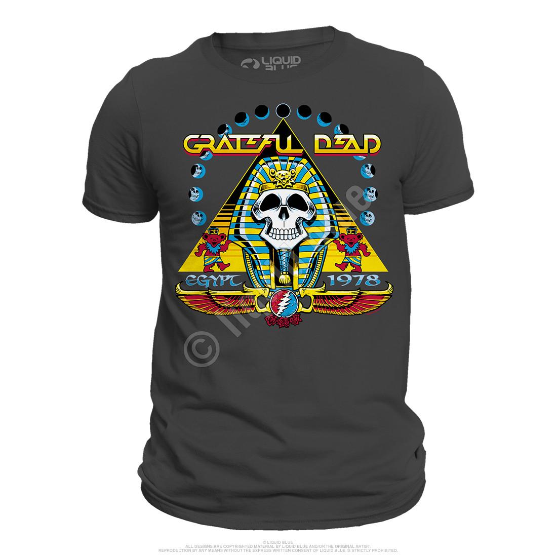 Egypt 78 Grey T-Shirt