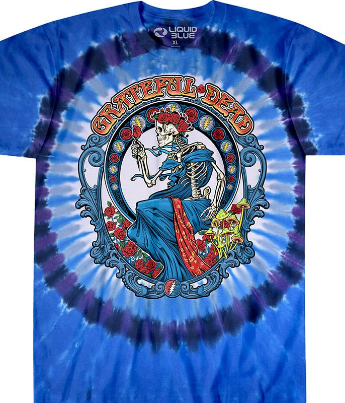 Vintage Bertha Tie-Dye T-Shirt