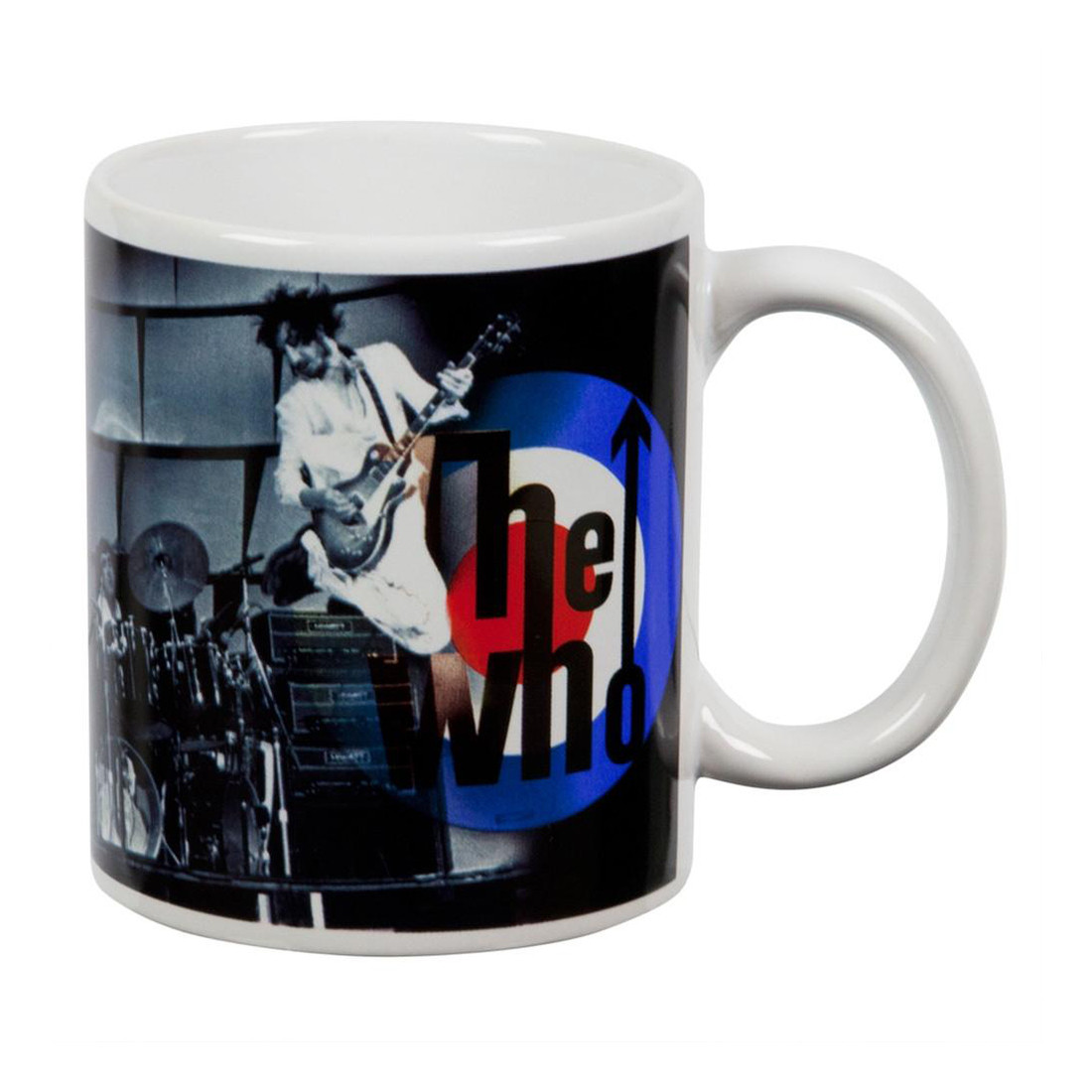 On Stage White Mug