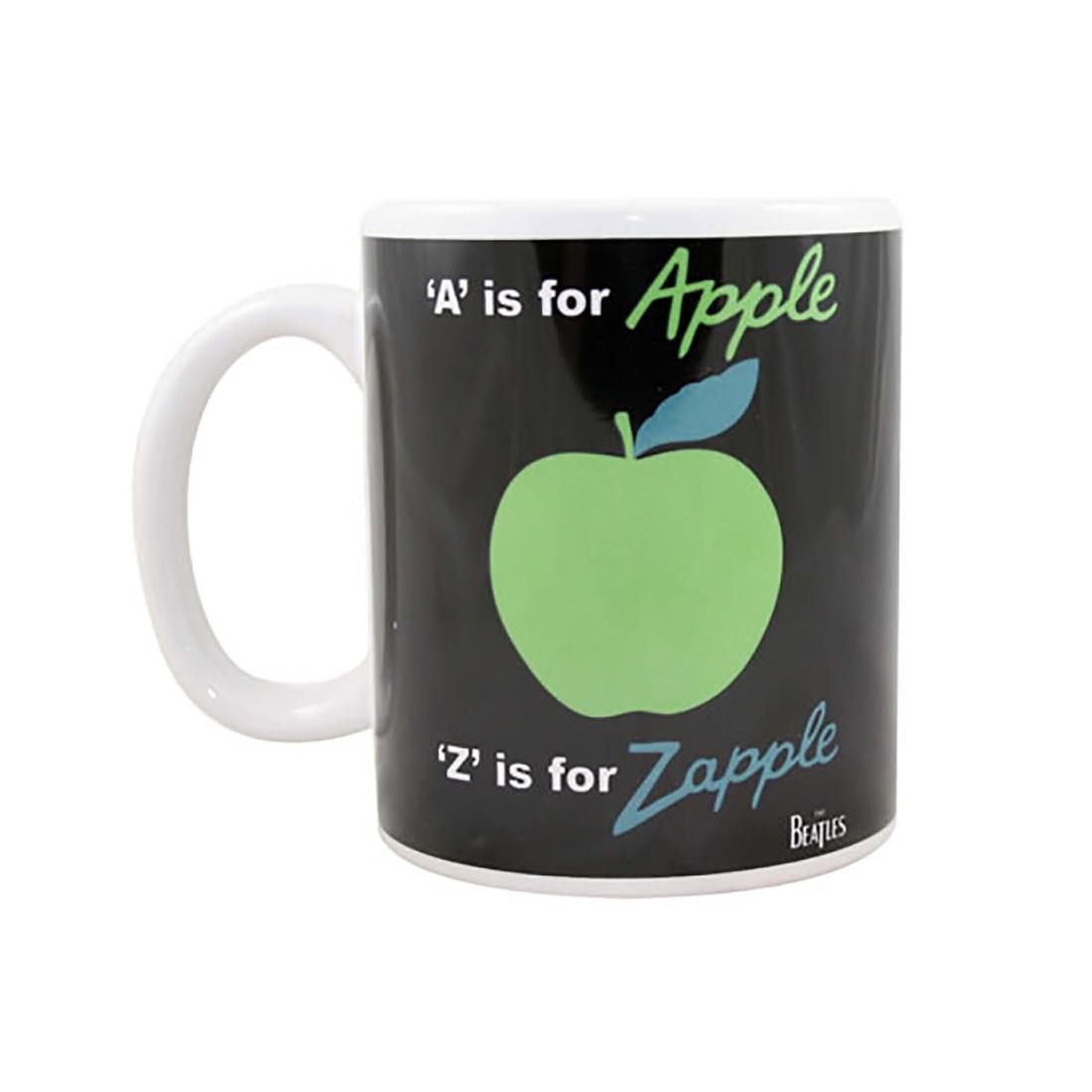 A is for Apple White Mug