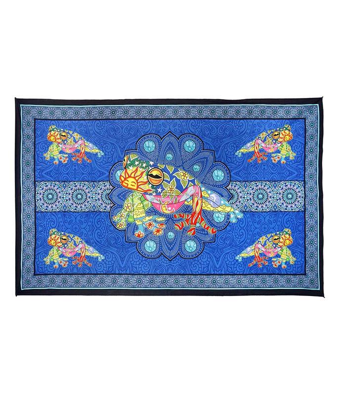 Dan Morris Frog 3-D Tapestry