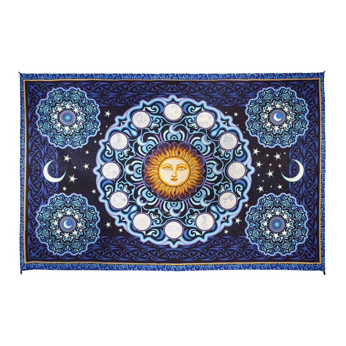 Dan Morris Zodiac 3-D Tapestry