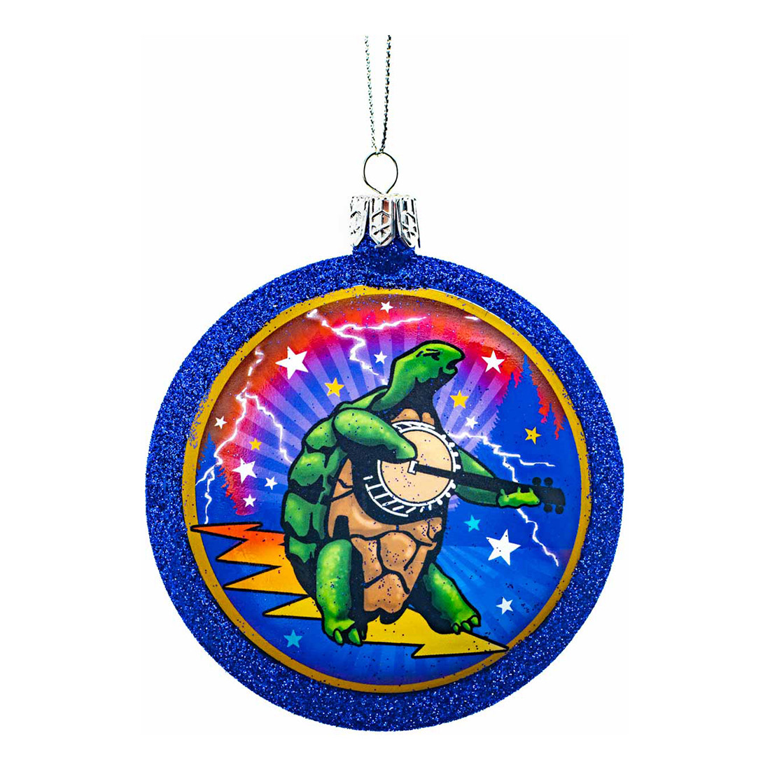 GD Dancing Terrapin Ornament