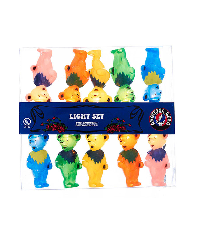 GD Dancing Bear 10 Light Set