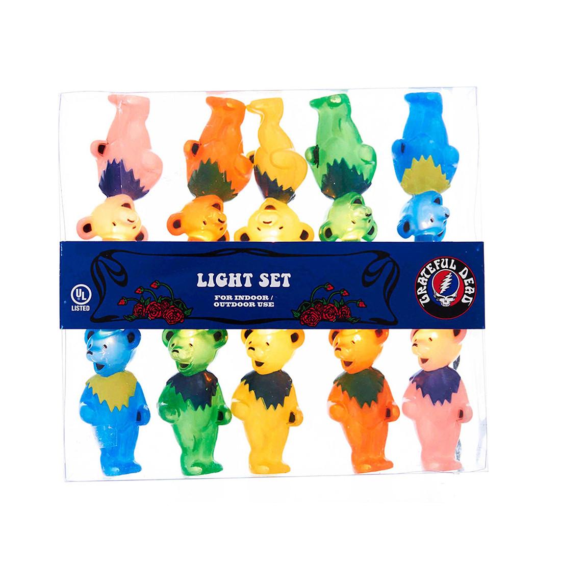 GD Dancing Bear 10 Light Set