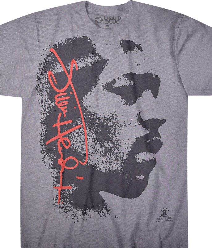 Hey Joe Grey T-Shirt
