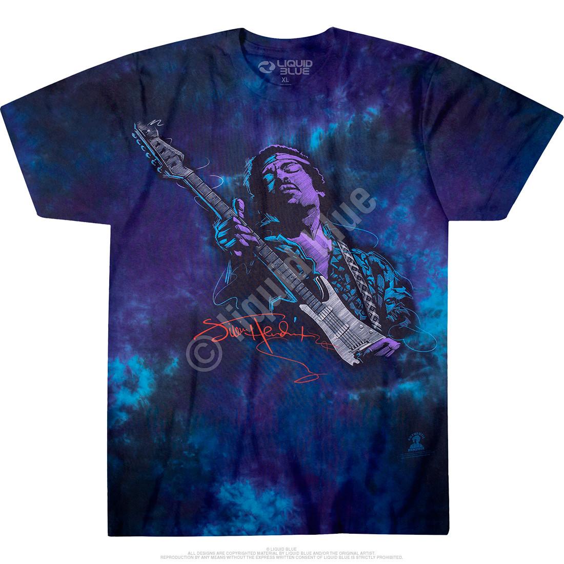 Soul Power Tie-Dye T-Shirt