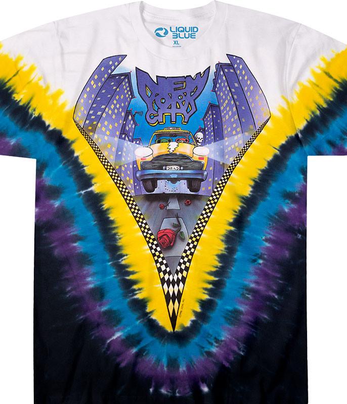 GD Taxi Tie-Dye T-Shirt