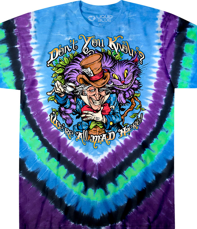 Dont You Know Tie-Dye T-Shirt