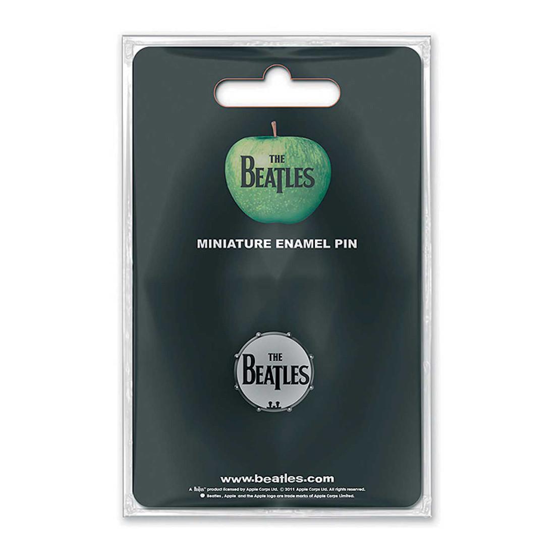 Beatles Sgt.Pepper Drum Pin
