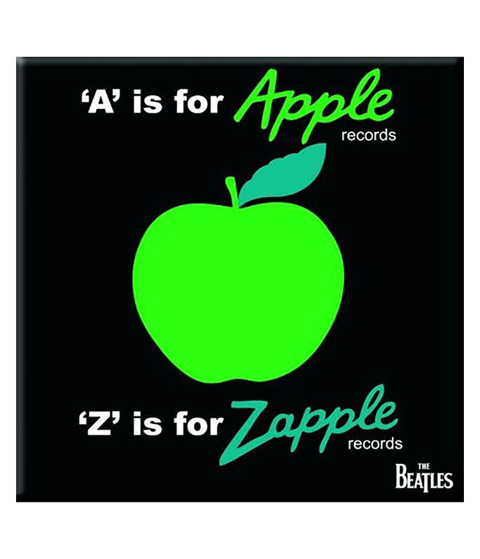 Beatles A Is For Apple Magnet
