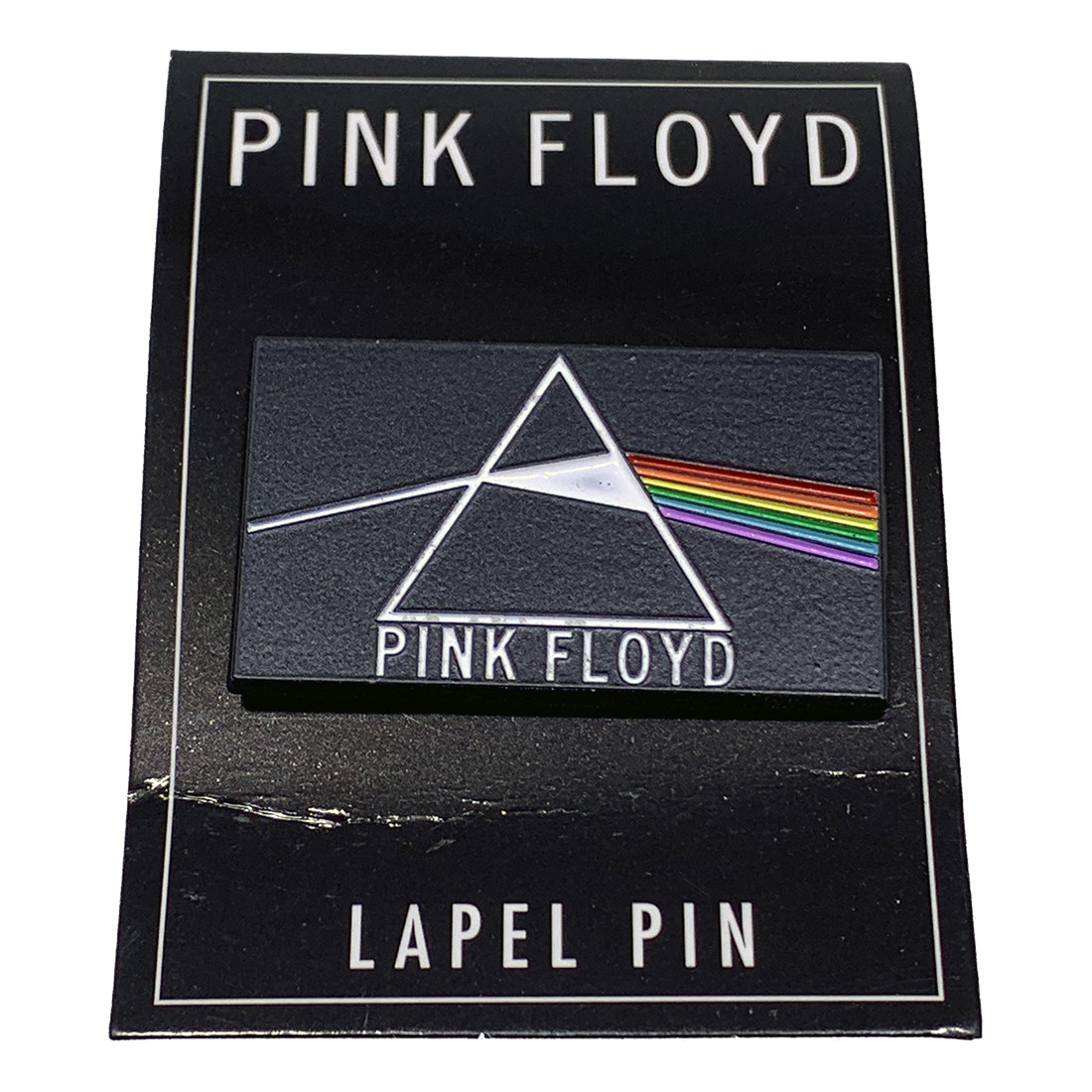 Pink Floyd Dark Side Lapel Pin