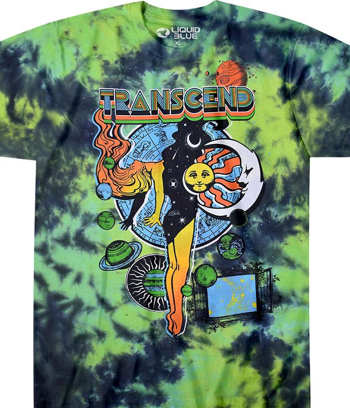 Transcend Tie-Dye T-Shirt