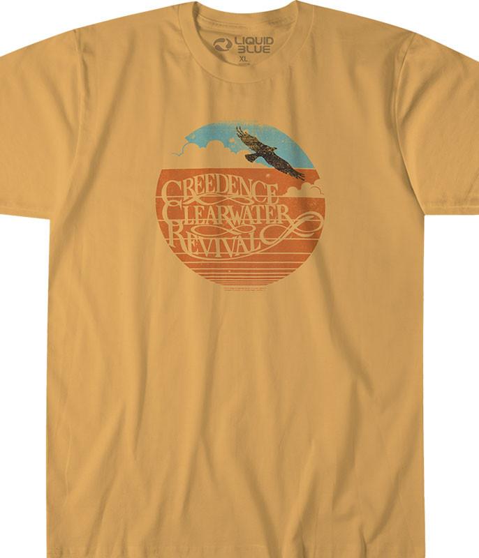Green River Tan Athletic T-Shirt