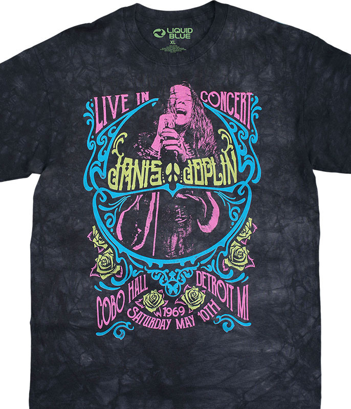 a3e04309 The World's Best Tie-Dyes T-Shirts Tees - Liquid Blue