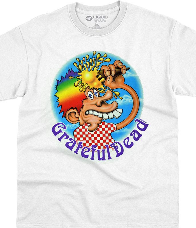 Ice Cream Cone Kid White T-Shirt