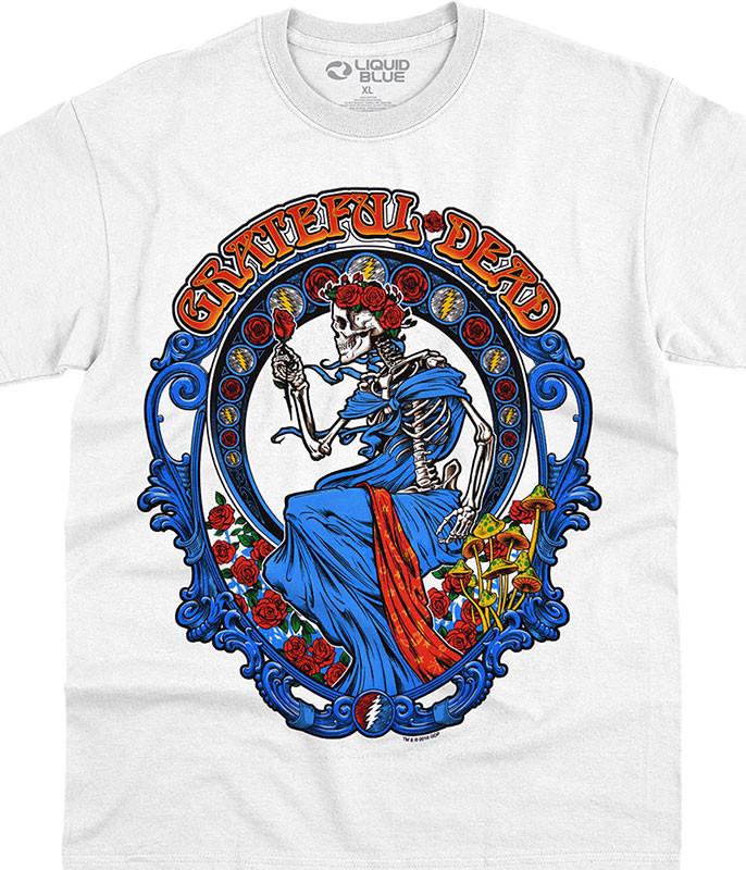 Vintage Bertha White T-Shirt