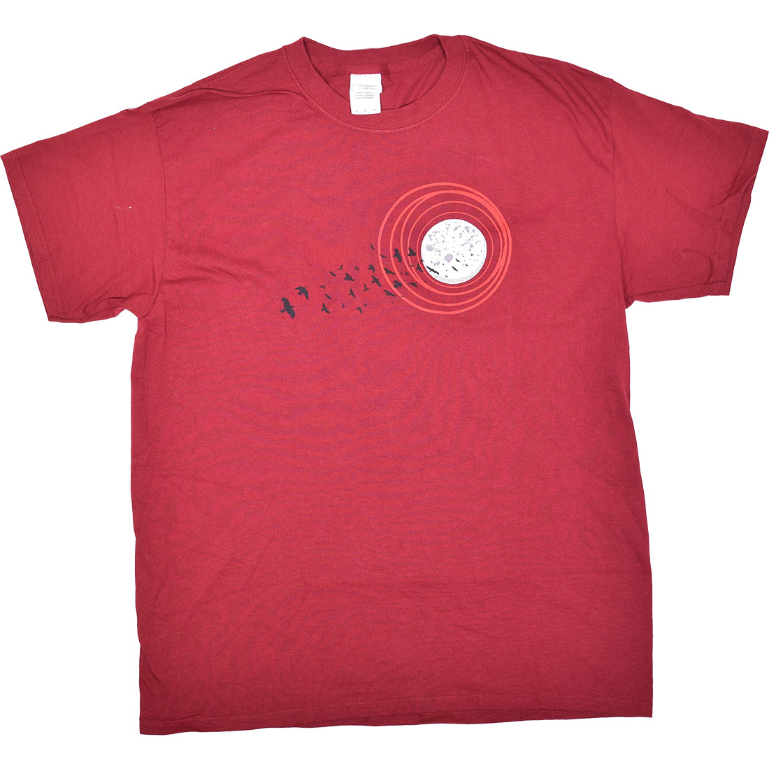 Widespread Panic Broomfield Halloween Red T-Shirt