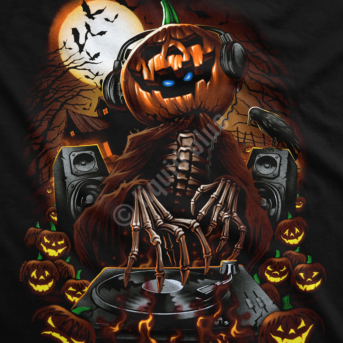 Mix Master Jack Black T-Shirt