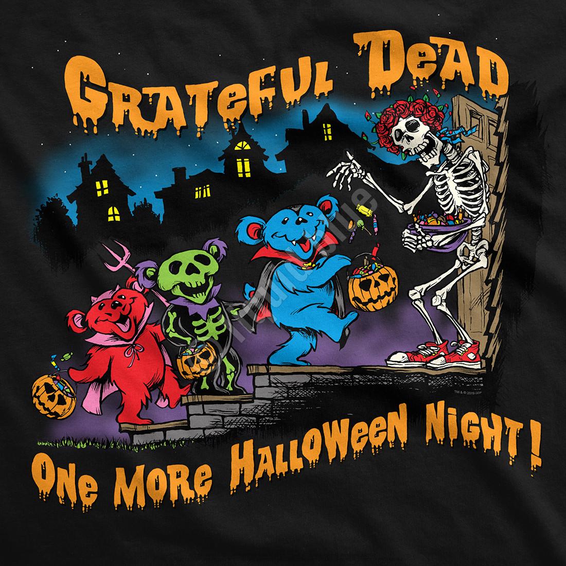 Halloween Night Black Hoodie