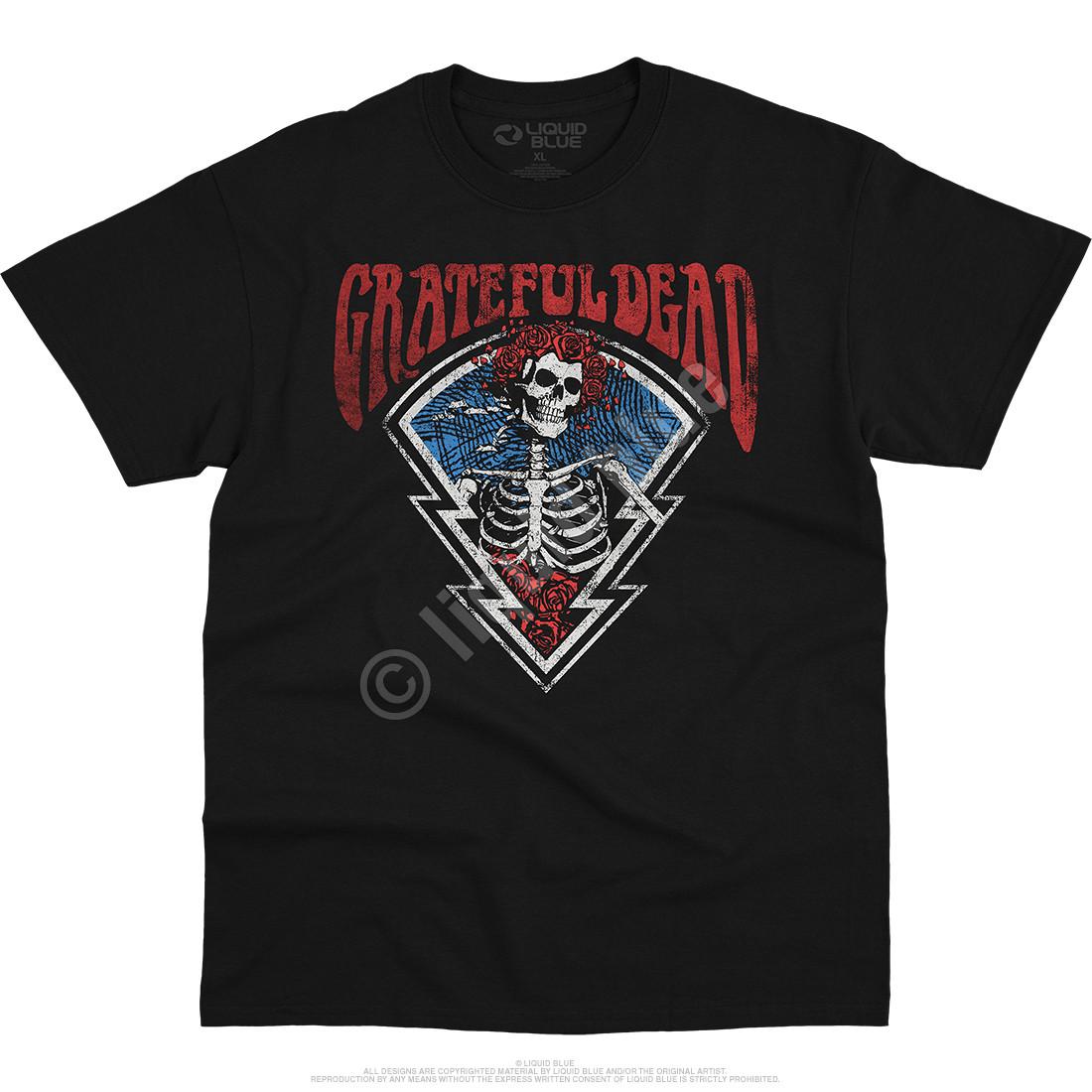 Bertha Icon Black T-Shirt