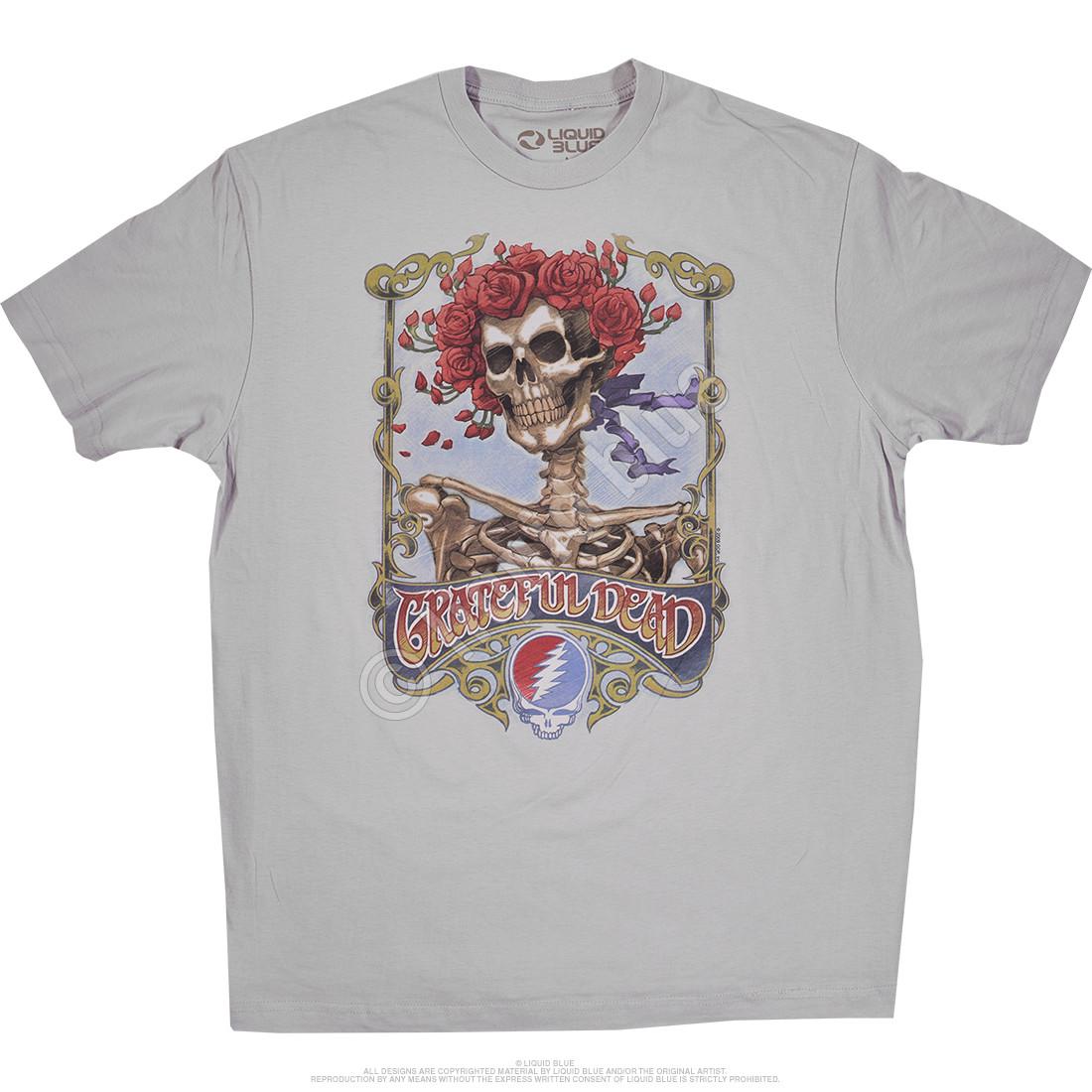 GD Bertha Athletic Grey T-Shirt