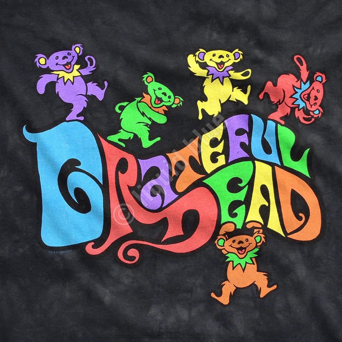 Flipside Bears Tie-Dye T-Shirt