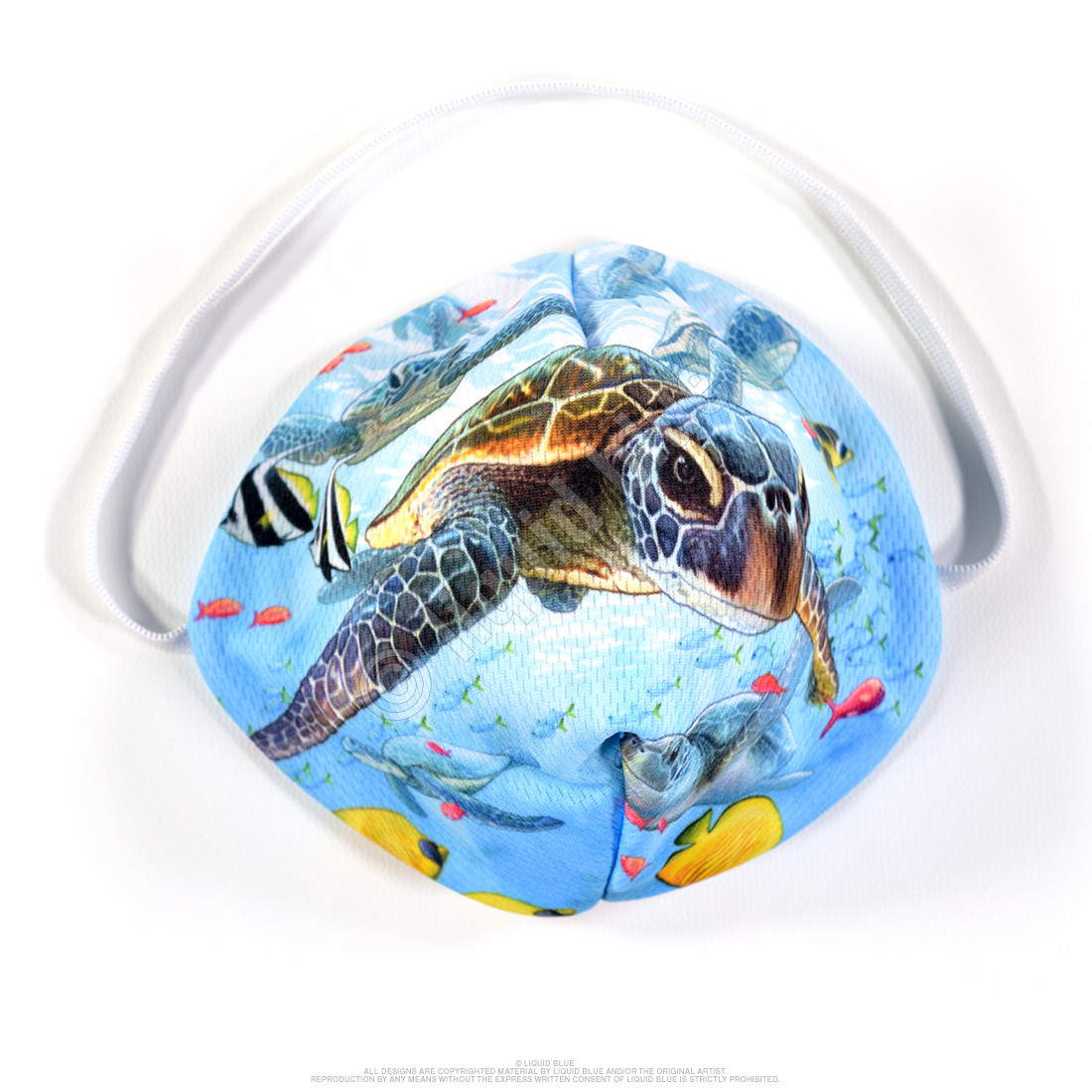 Sea Turtles Face Mask
