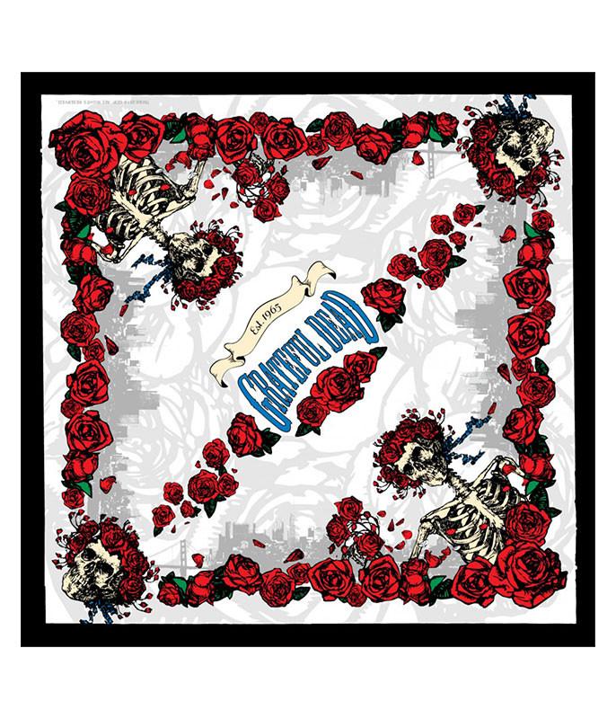 GD Bertha Roses Bandana