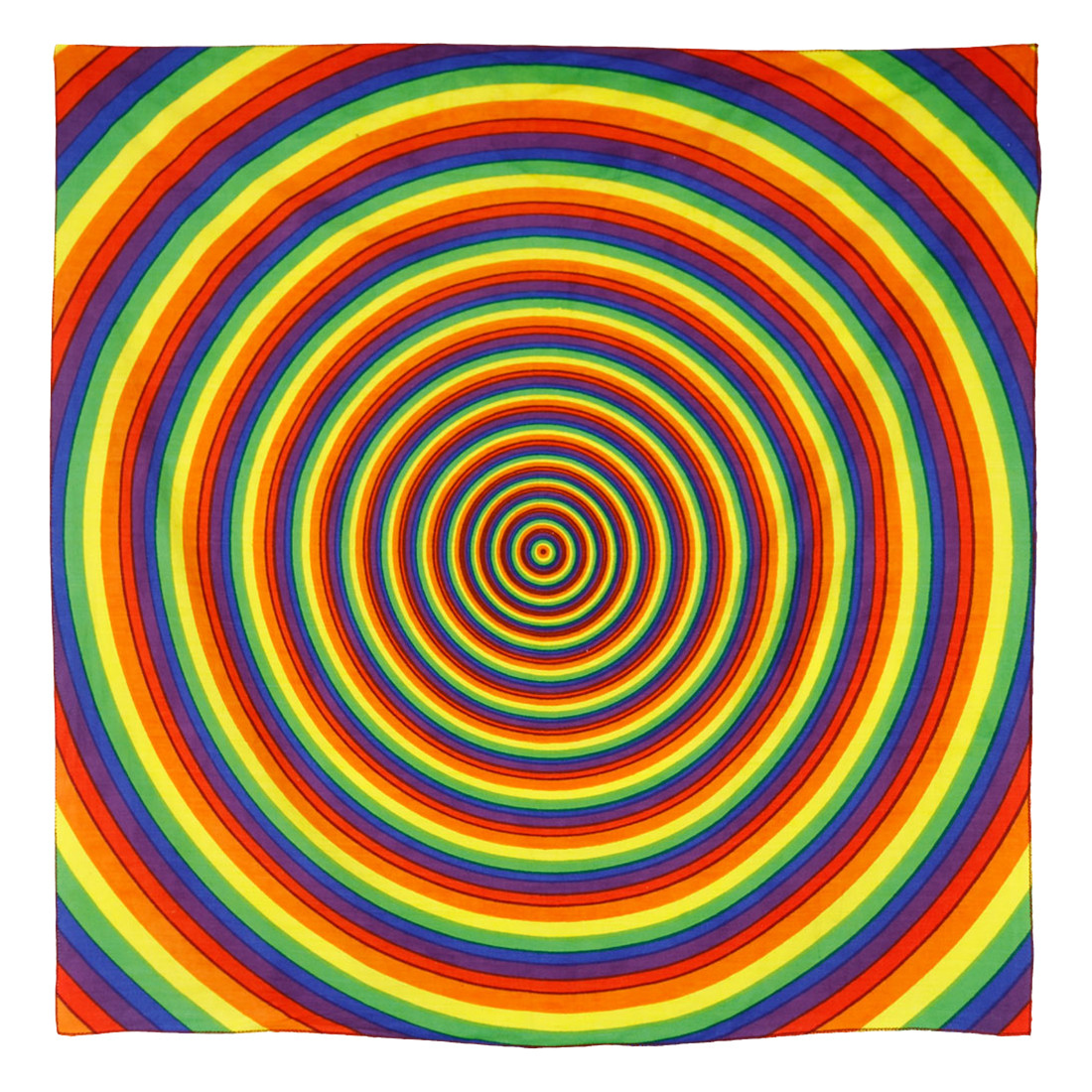 Rainbow Circle Bandana