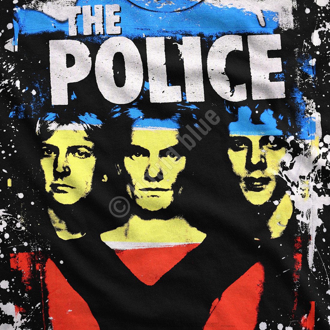 Synchronicity Havok Black T-Shirt