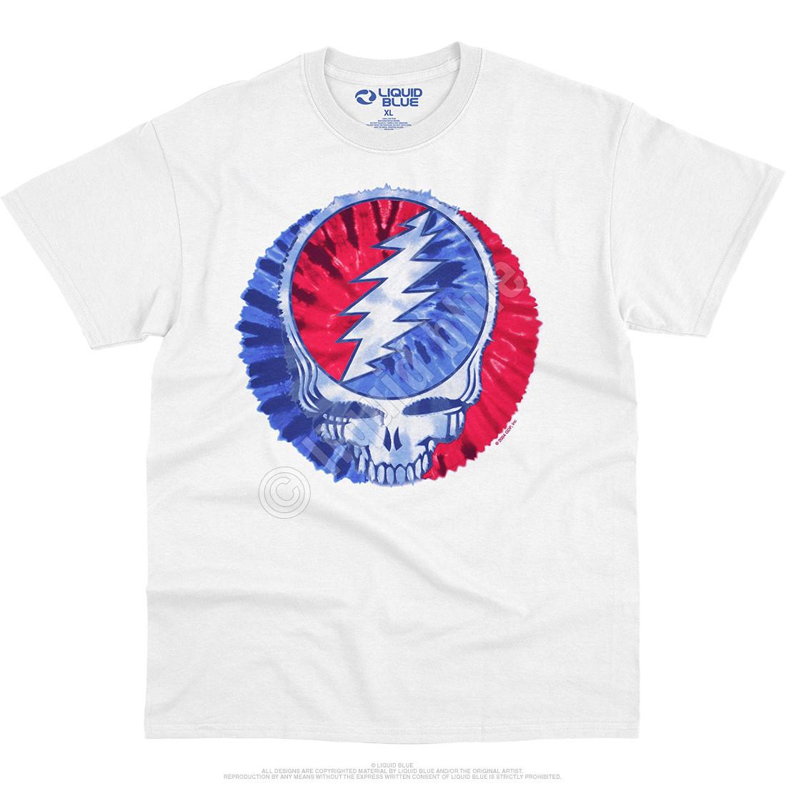 American SYF White T-Shirt