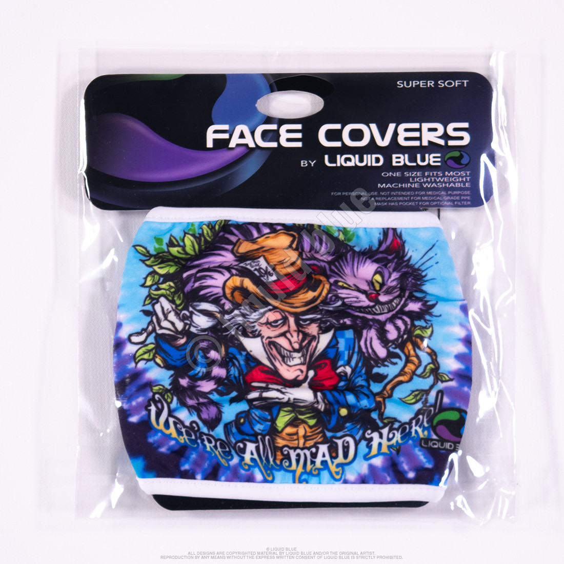Don't You Know Face Covering
