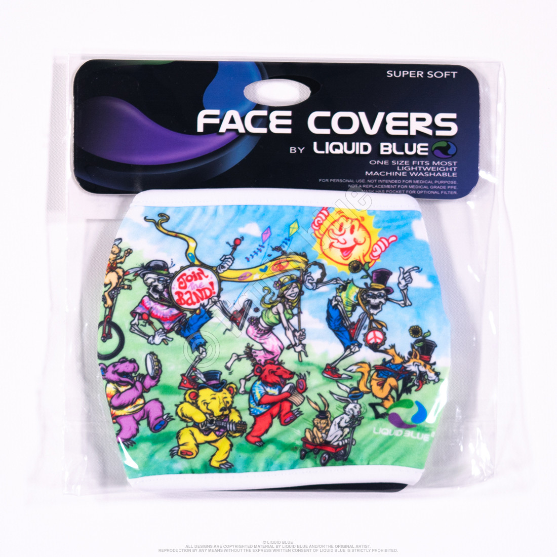 Join The Band Face Covering
