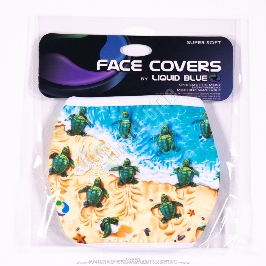 Turtle Beach Face Covering