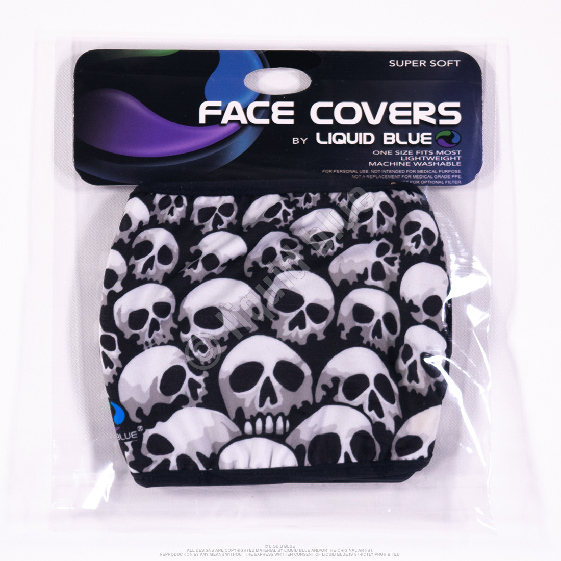 Son Of Skulls Face Covering