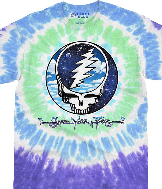 Sky Space SYF Tie-Dye T-Shirt