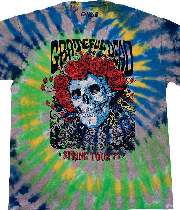 Bertha 77 Tie-Dye T-Shirt