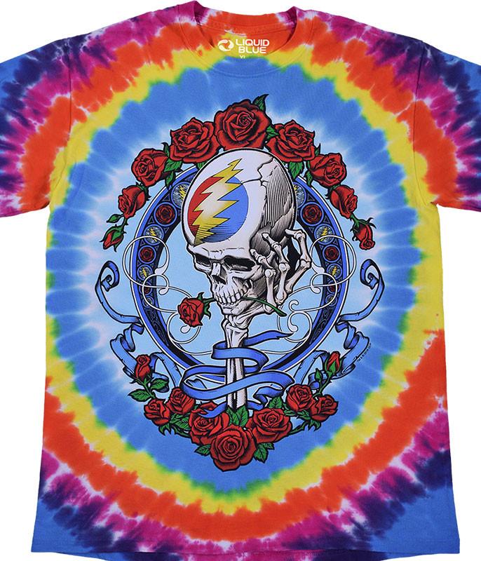 Never Dead Tie-Dye T-Shirt