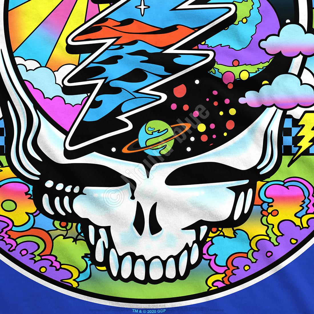 Mod Max SYFace Blue T-Shirt