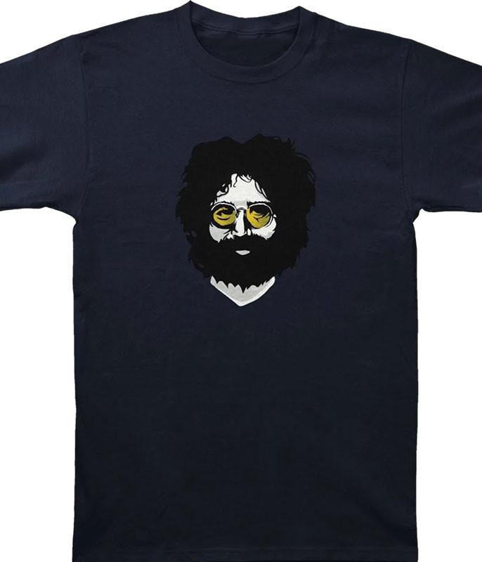 Jerry Garcia Creamery Blue T-Shirt