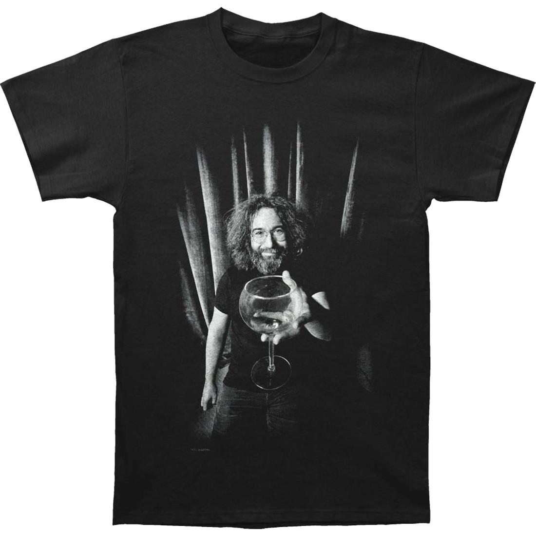Garcia Salutations Black T-Shirt