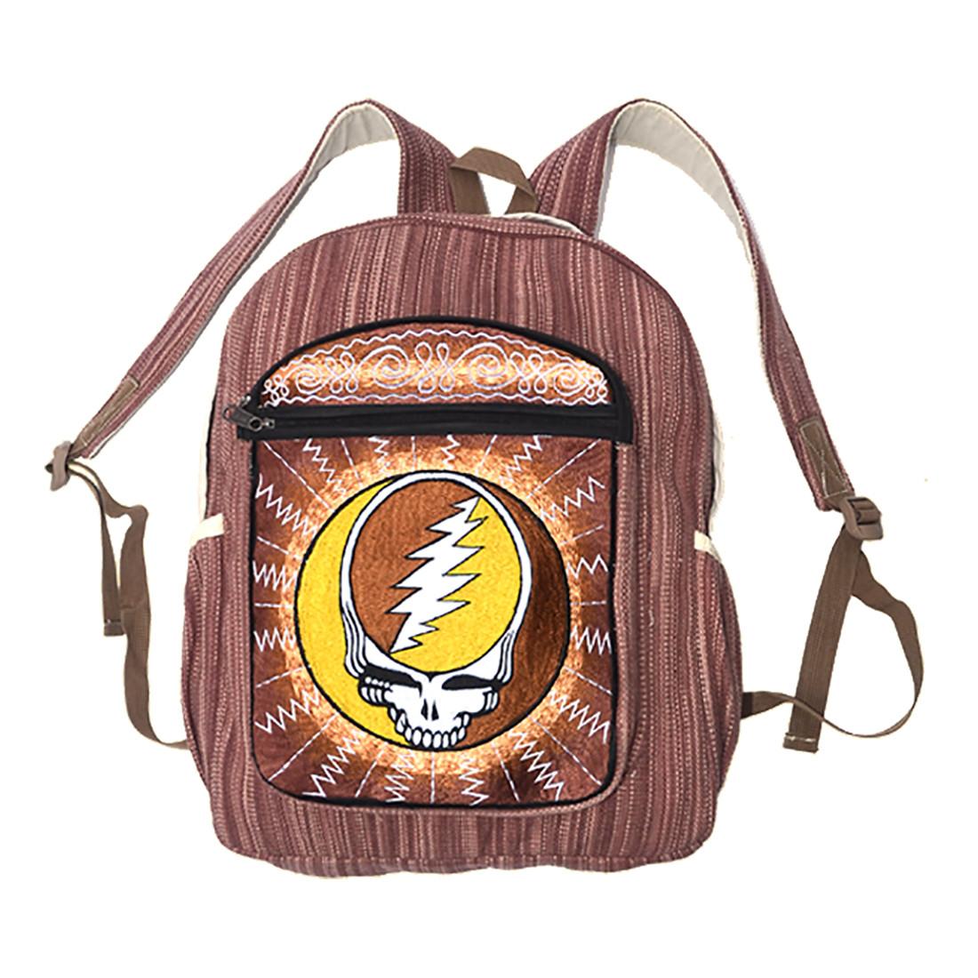 SYF Burst Striped Backpack