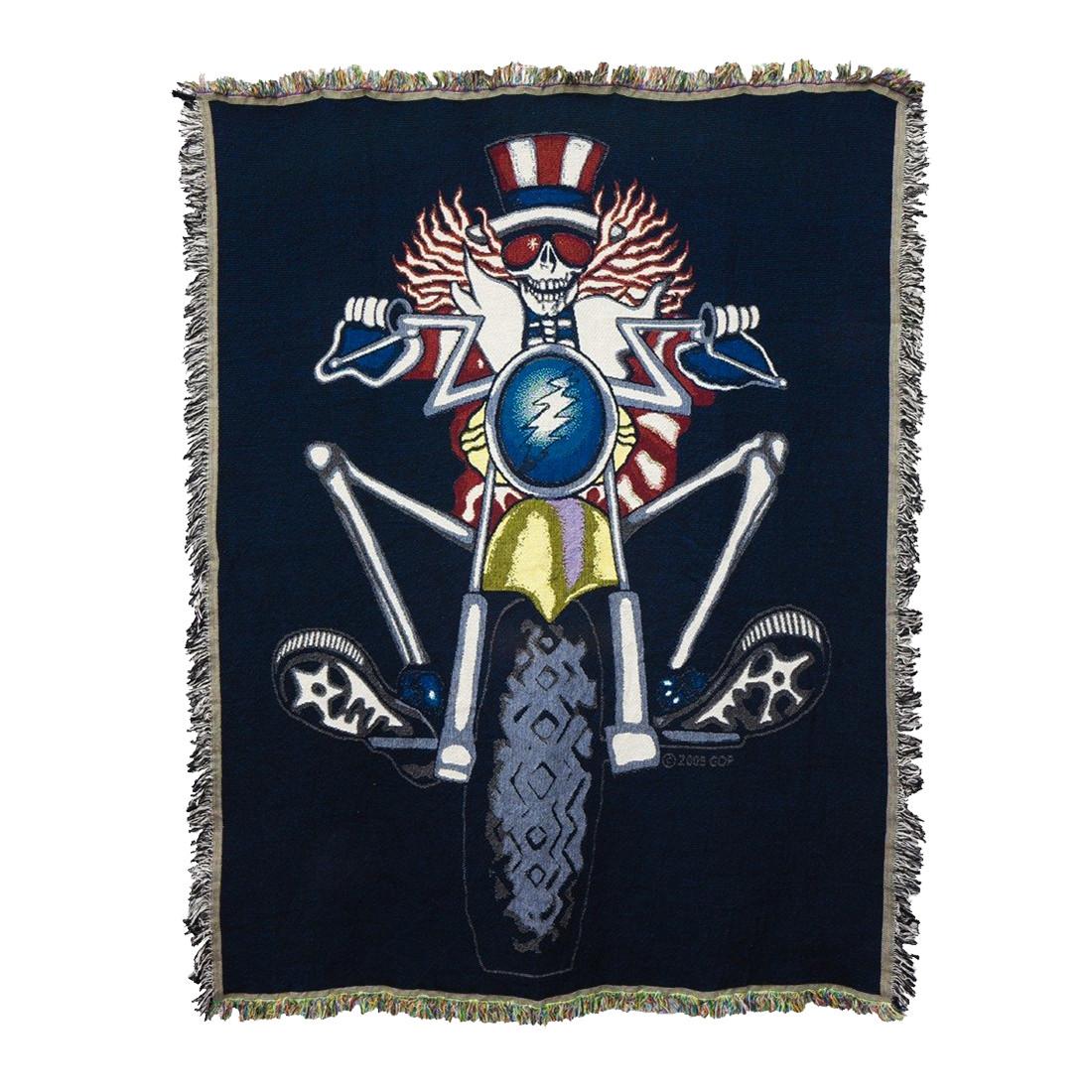 GD Pyscle Sam Woven Blanket
