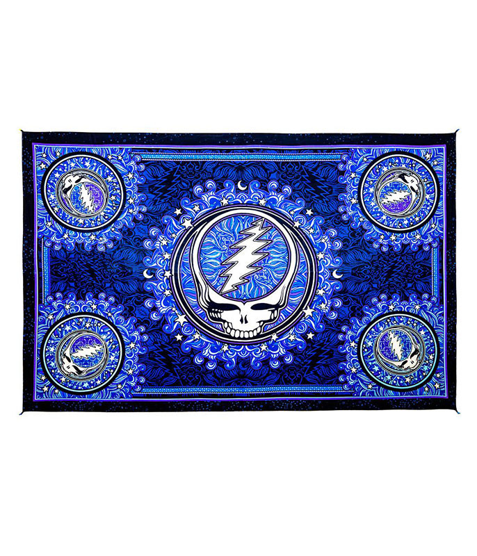 Grateful Dead GD Dan Morris SYF 3-D Tapestry