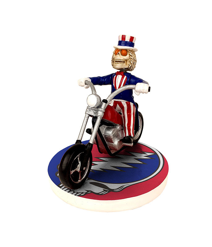 Grateful Dead Bobblehead Moto Sam